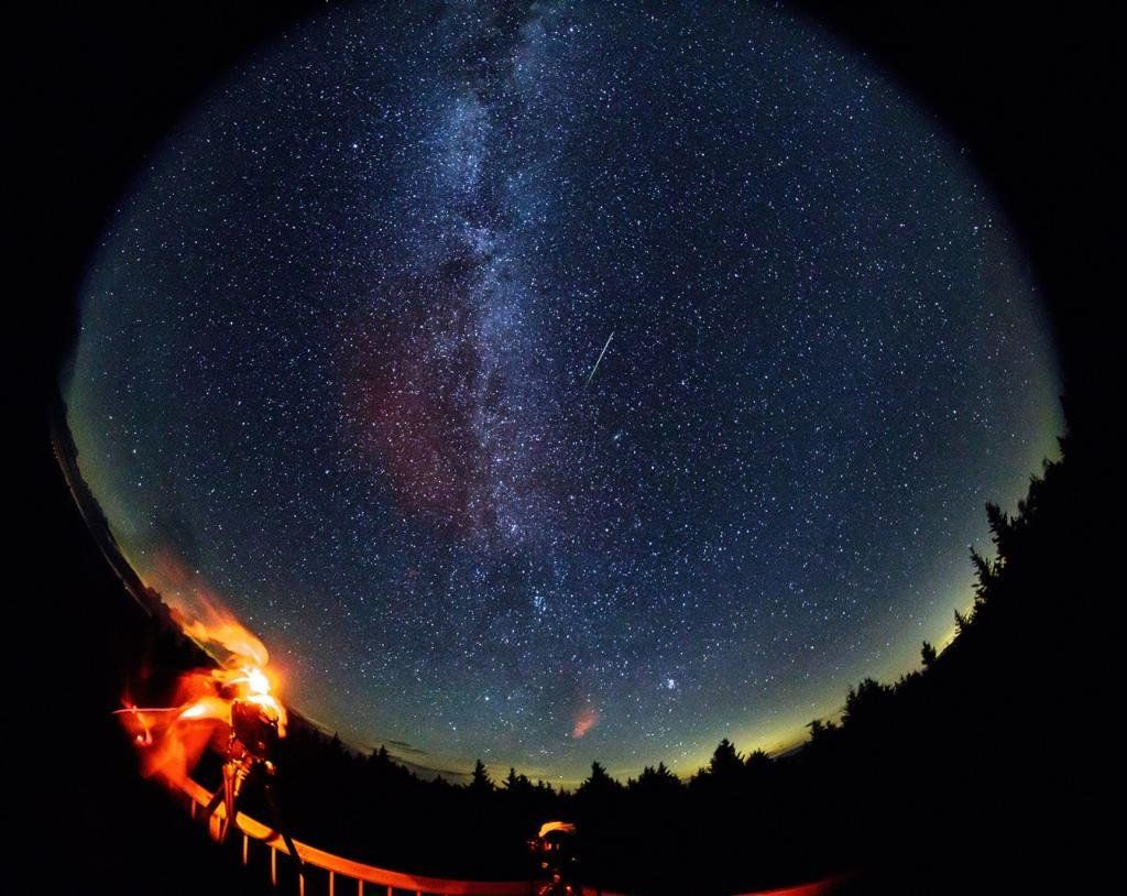 Ne ratez pas la nuit des étoiles du dimanche soir à