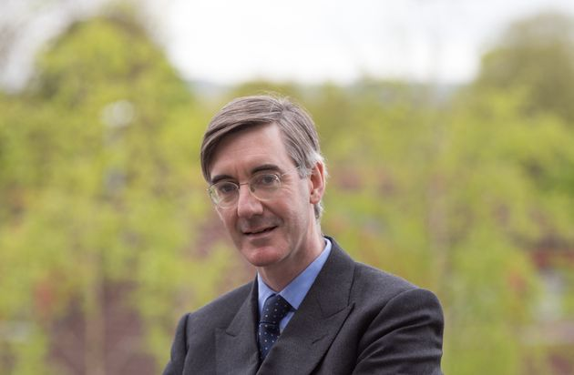 Tory MP Jacob Rees-Mogg has come out in support of Johnson, suggesting a party investigation was a 'show