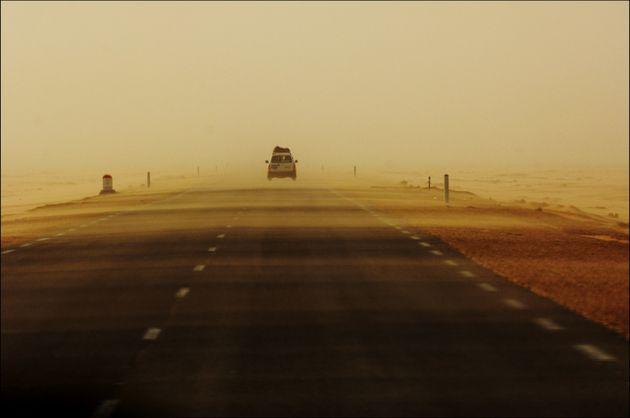 Le ministère de l'Intérieur met en garde contre une violente tempête de sable à
