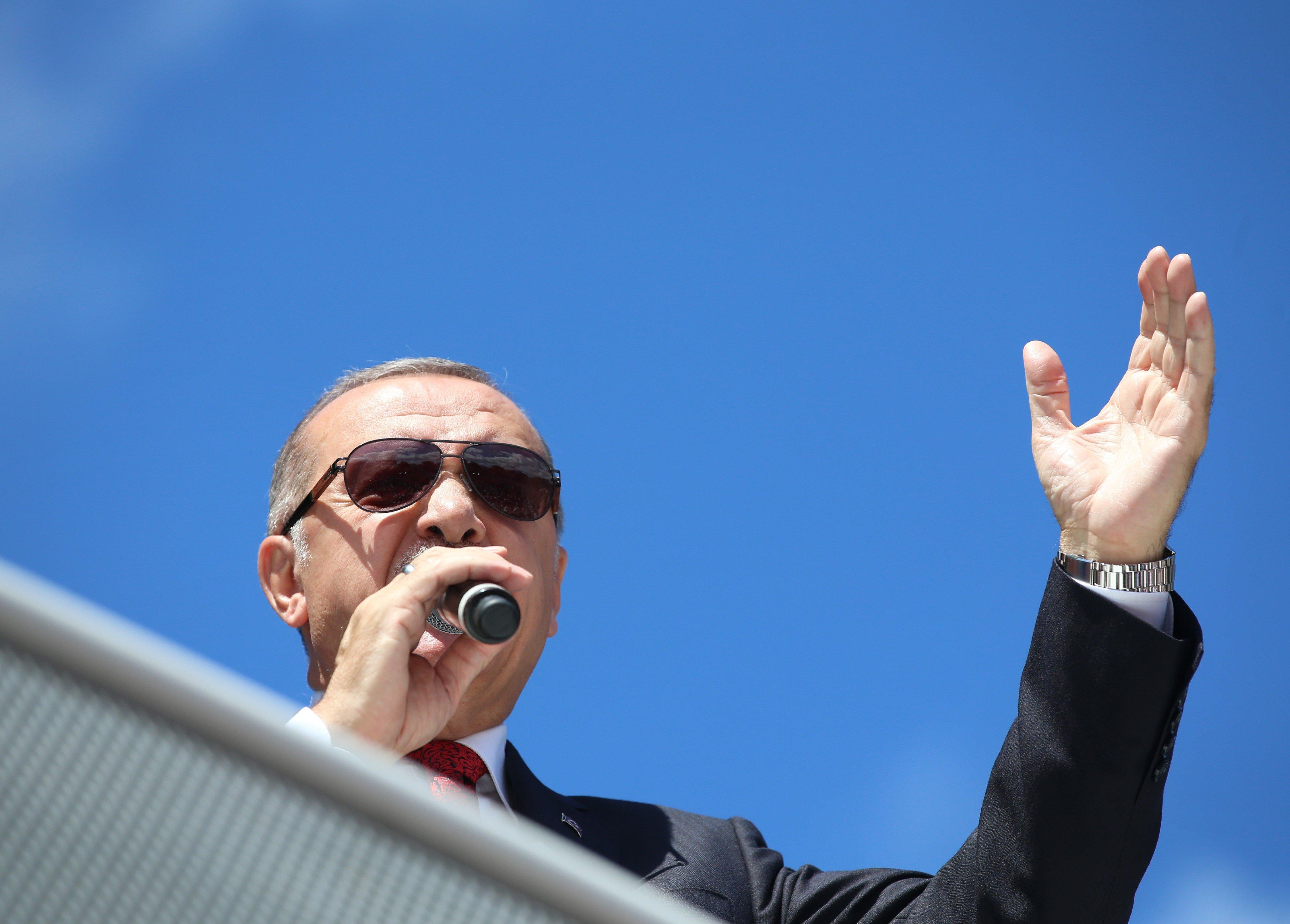 Παραλήρημα Ερντογάν στους New York Times για την εισβολή του Αττίλα στην