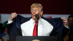 Trump hat sich wieder vertippt – Twitter-User frotzeln, das klinge ja