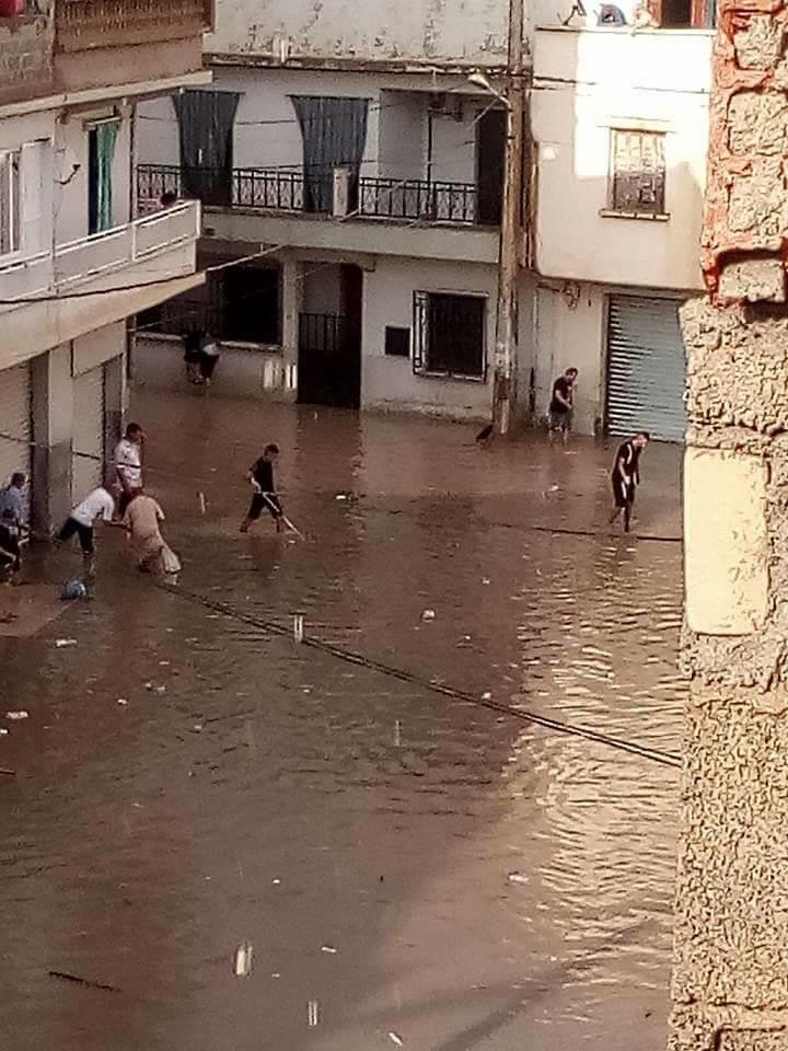 Intempéries : 65 habitations inondées et de nombreux dégâts à Chelghoum