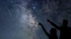 Pourquoi y'a-t-il plus d'étoiles filantes en été?