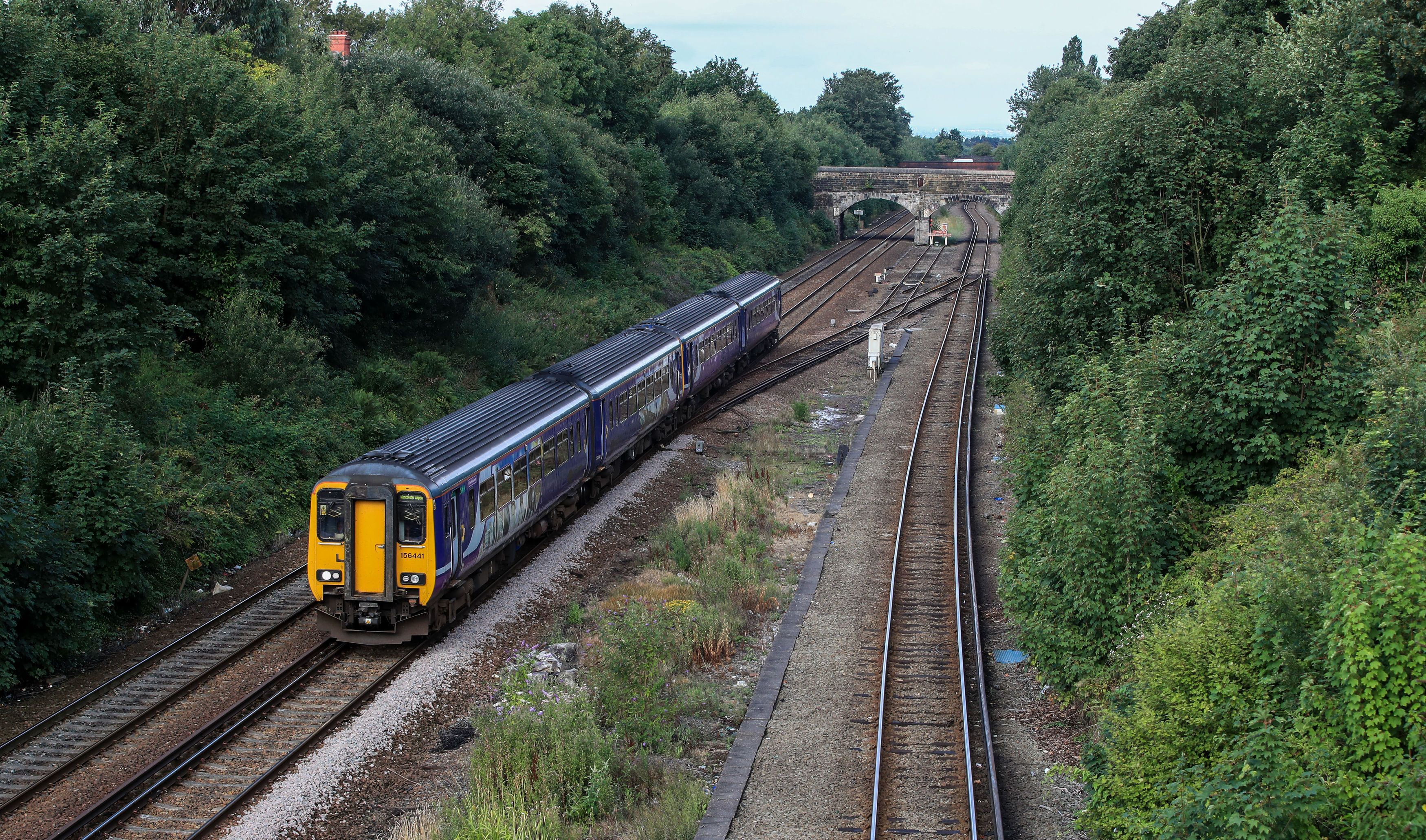 Northern Rail Cancels Sunday Services For Second Week