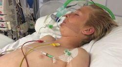 Αυτό το αγόρι εισήχθη στο νοσοκομείο με τροφική δηλητηρίαση κι έχασε το πόδι