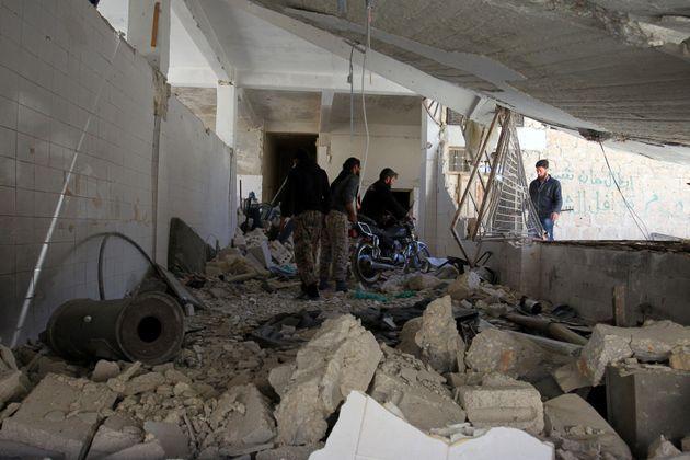Syrie: 39 civils dont des enfants tués dans l'explosion d'un dépôt
