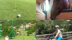 Julia unterwegs - in Südtirols größtem