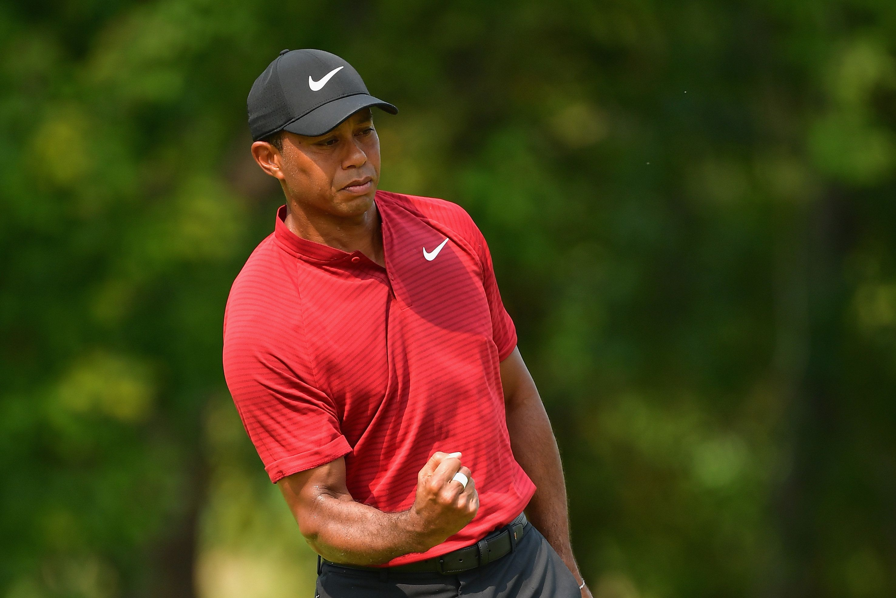Tiger Woods Electrifies In 2nd-Place Finish At PGA