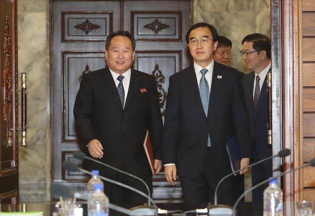 [남북고위급회담] 북한 리선권, 3차 남북정상회담 논의