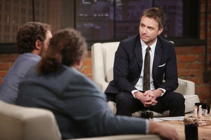"<a href=""https://www.huffingtonpost.com/topic/chris-hardwick"">Chris Hardwick</a>&nbsp;on &ldquo;Talking Dead.""&nbsp;"