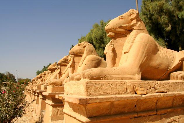 Πληροφορίες για ανακάλυψη αρχαίας Σφίγγας στην