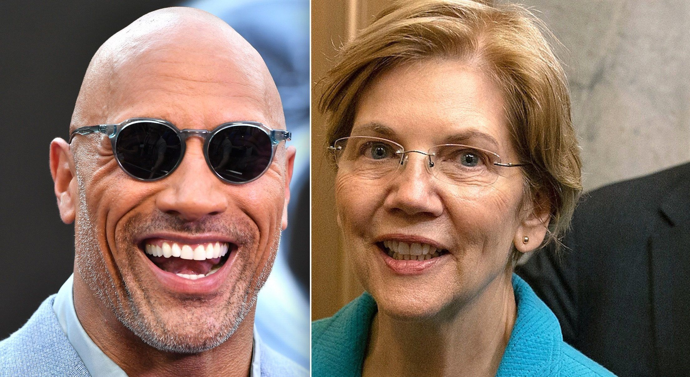 The Rock Elizabeth Warren