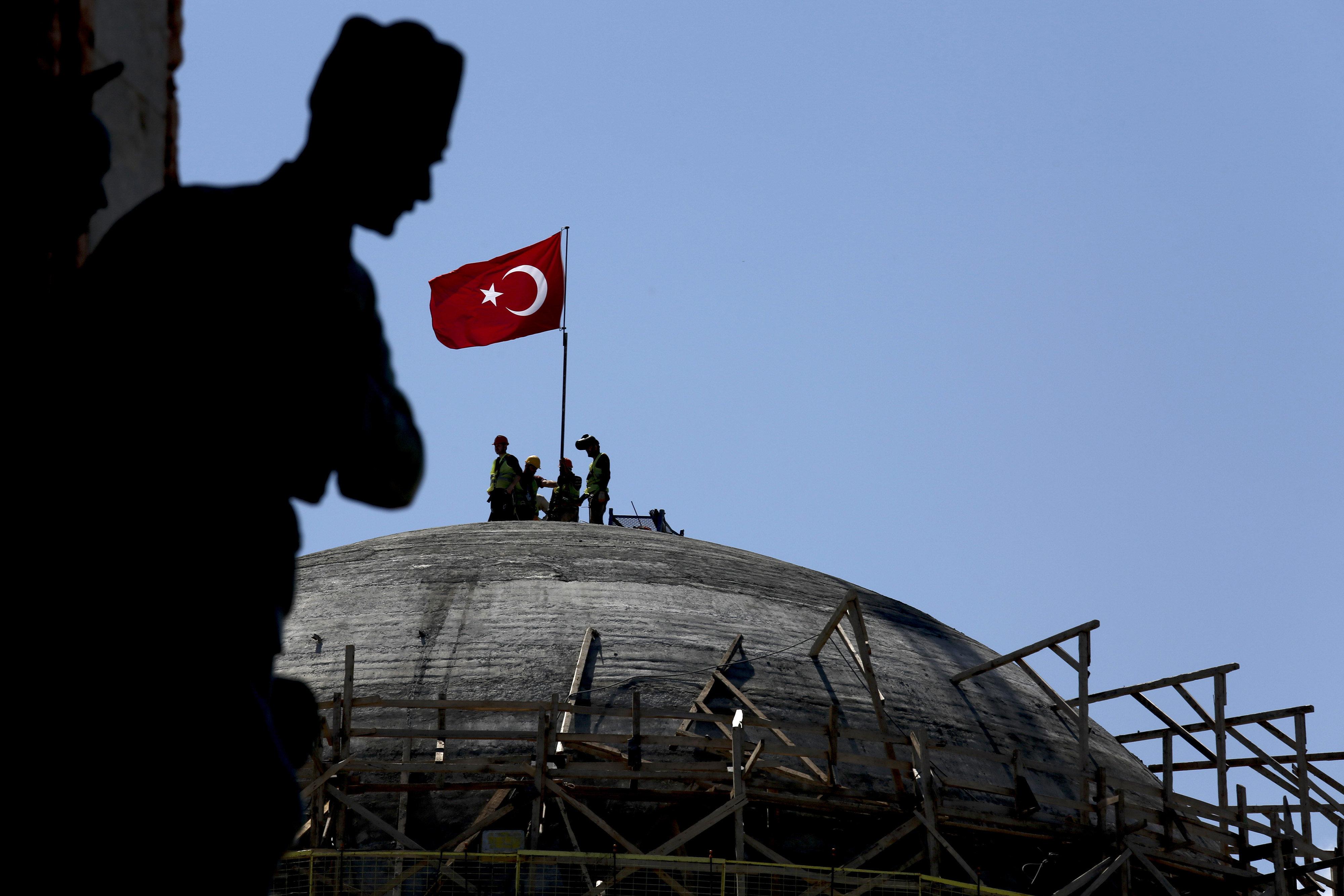 Η Τουρκία μέσω διεθνών