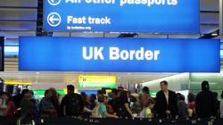 Food And Drink Rushed To Passengers Facing Queues Of Up To 2.5 Hours At