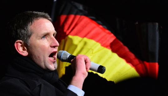 Der neue nationale Sozialismus: Wie die AfD die SPD und die Linke