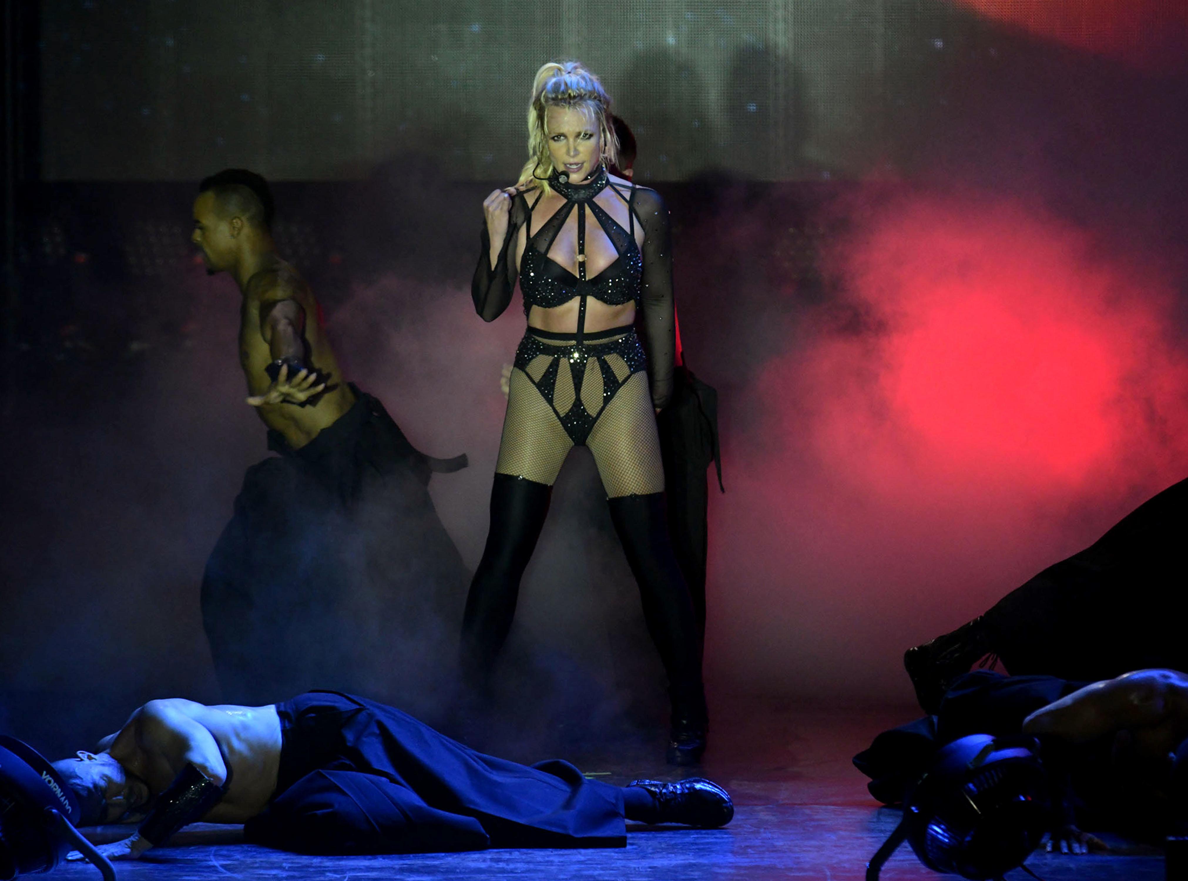 Britney-Spears-Konzert: Was passierte, als ich sie endlich