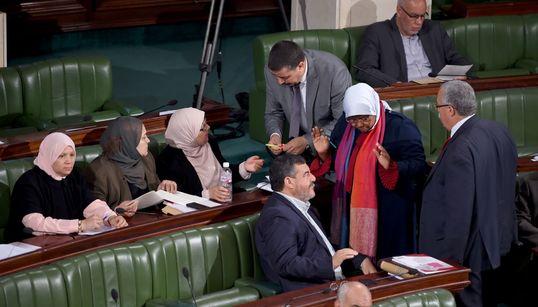 """Ennahdha dénonce """"une injuste campagne"""" contre ses"""