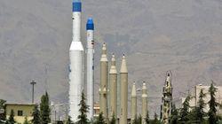 L'Iran dévoile un missile de nouvelle