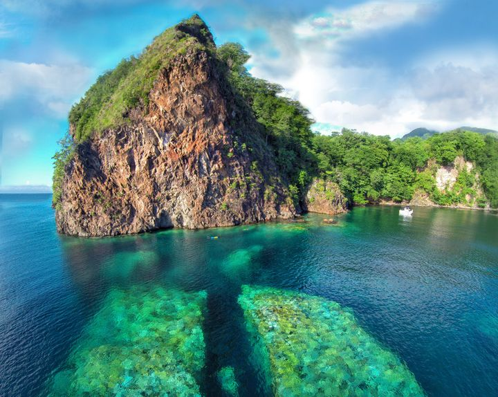 Dominica is a natural paradise. And its government says it wants to keep it that way.