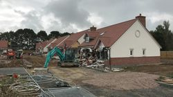 Builder In Court After £4m New Homes Destroyed With