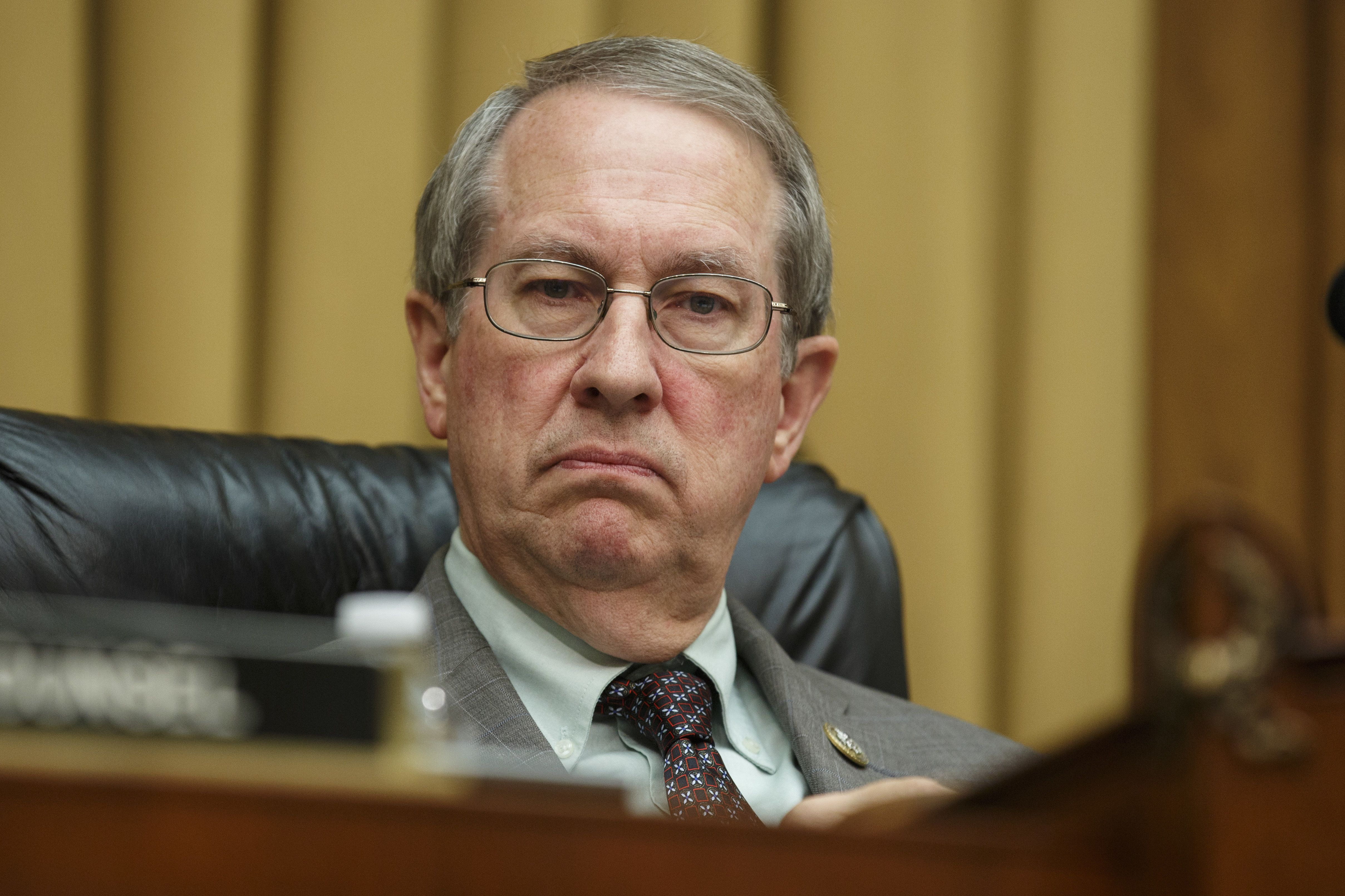 Top GOP Congressmans Son Gives Money To Democrat Running For Fathers Seat