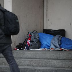 Housing Secretary Admits £100m Fund To End Homelessness Is From Existing