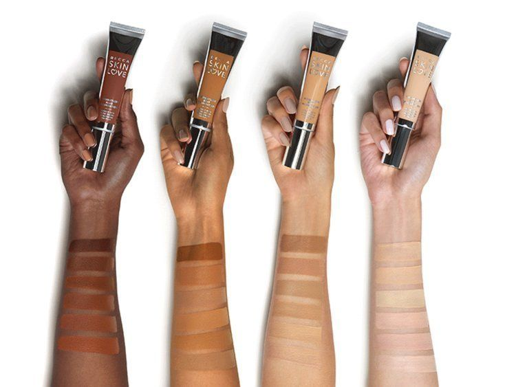 Someone Needs To Tell Cosmetics Companies That Black People Don't Have Black Palms