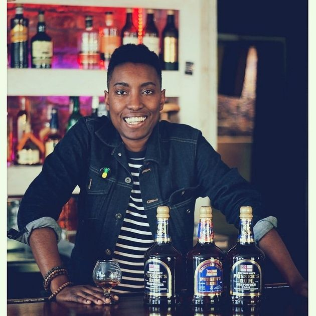 Shannon Mustipher is the beverage director of Glady's in New