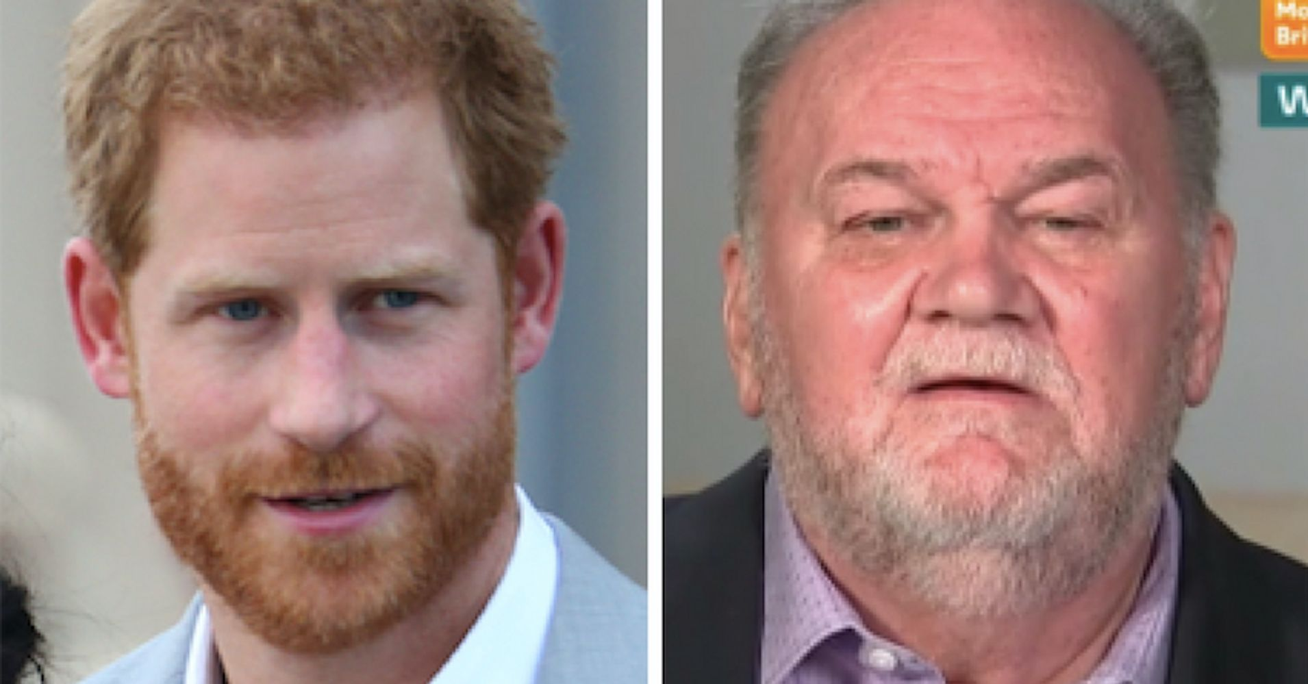 Meghan Markle's Dad Talks About The Lie He Told Prince ...