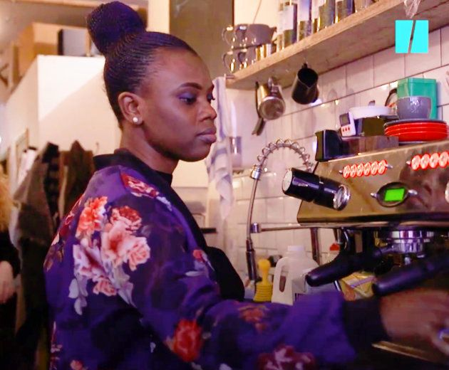 How This Coffee Shop Gives Women Who've Been Trafficked A 'Second Chance At