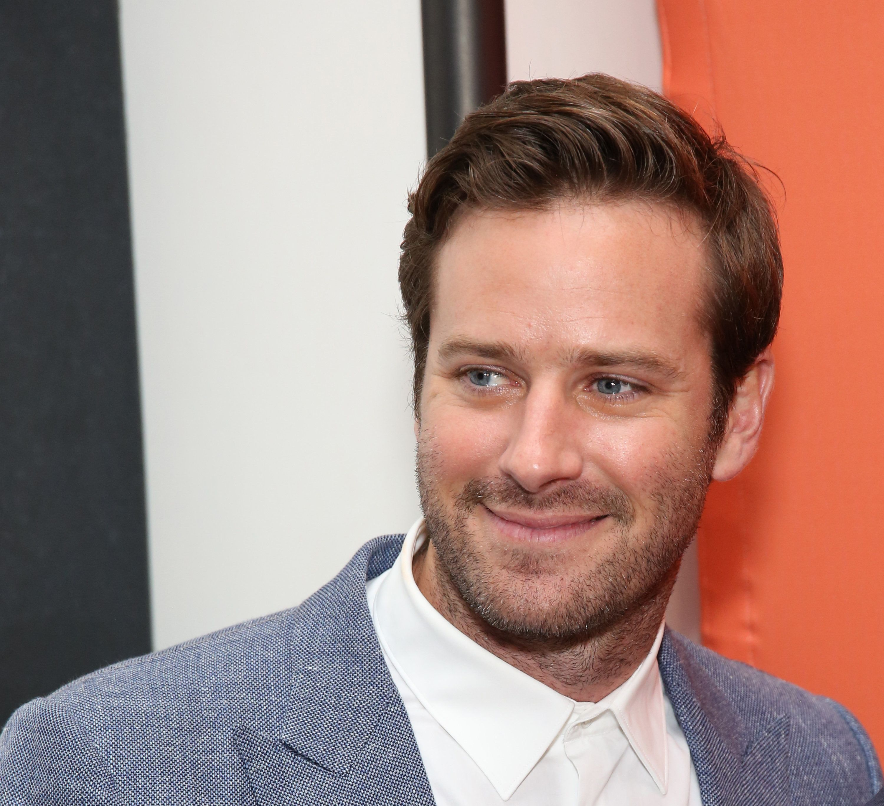 NEW YORK, NY - JULY 23:  Armie Hammer attends the Broadway Opening Night after party for 'Straight White Men' Broadway Opening Night at DaDong on July 23, 2018 in New York Cit  (Photo by Walter McBride/WireImage)