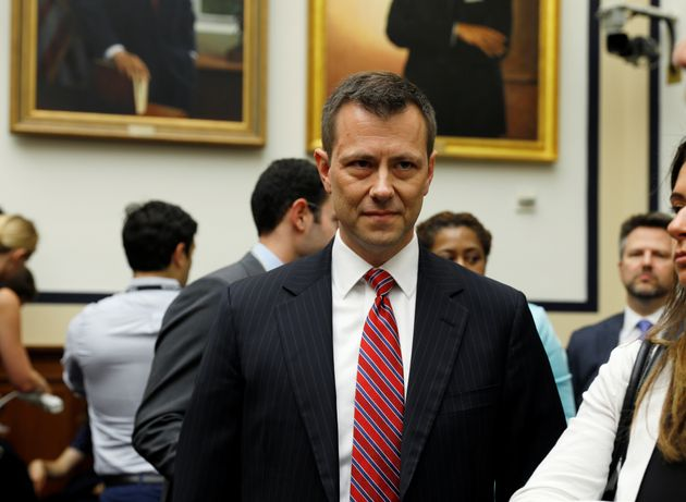 Former Russia probe investigator Peter Strzok has been fired, his lawyer announced on