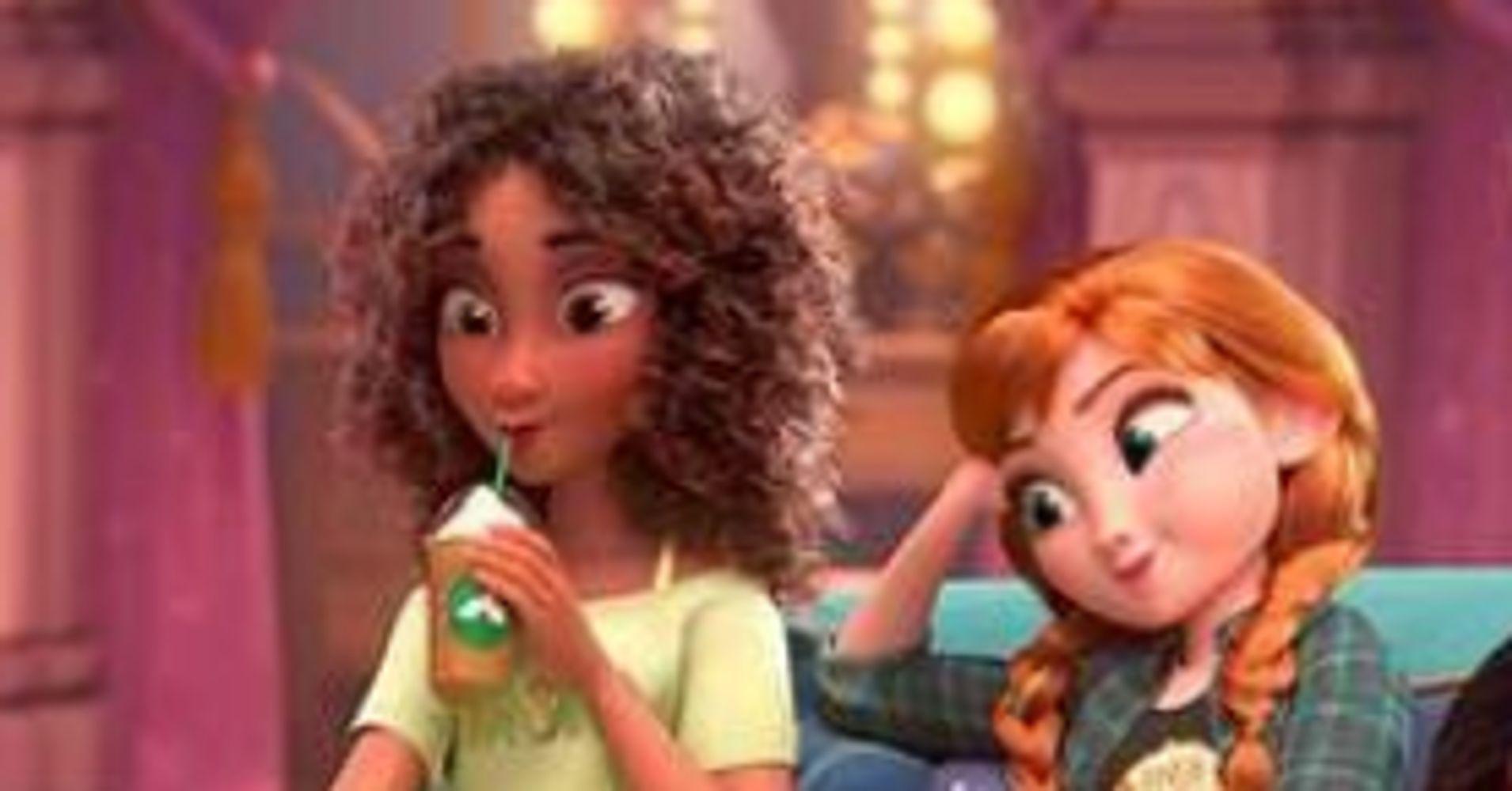 Disney accused of lightening princess tianas skin tone in wreck it disney accused of lightening princess tianas skin tone in wreck it ralph sequel huffpost altavistaventures Gallery