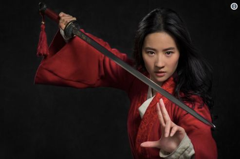 'Mulan' First Look Shows Disney's Live-Action Princess Is Ready For