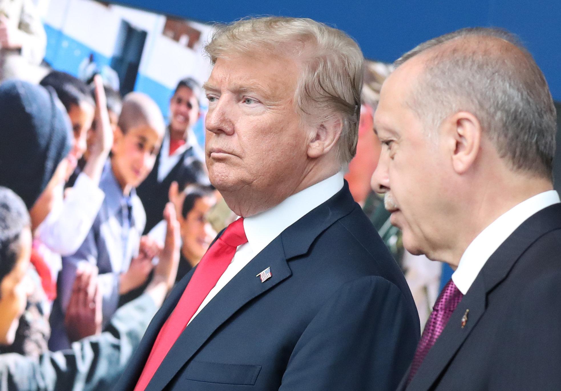 Τουρκία-ΗΠΑ: Το χρονικό της κρίσης μεταξύ των δυο