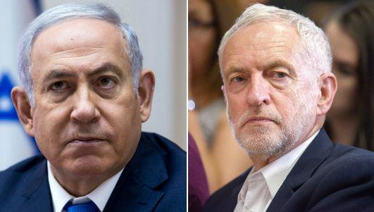 Benjamin Netanyahu and Jeremy
