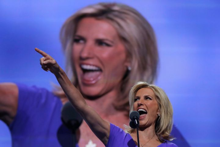 "When Laura Ingraham says that ""massive demographic changes"" have made Americans angry, she's blaming the vi"
