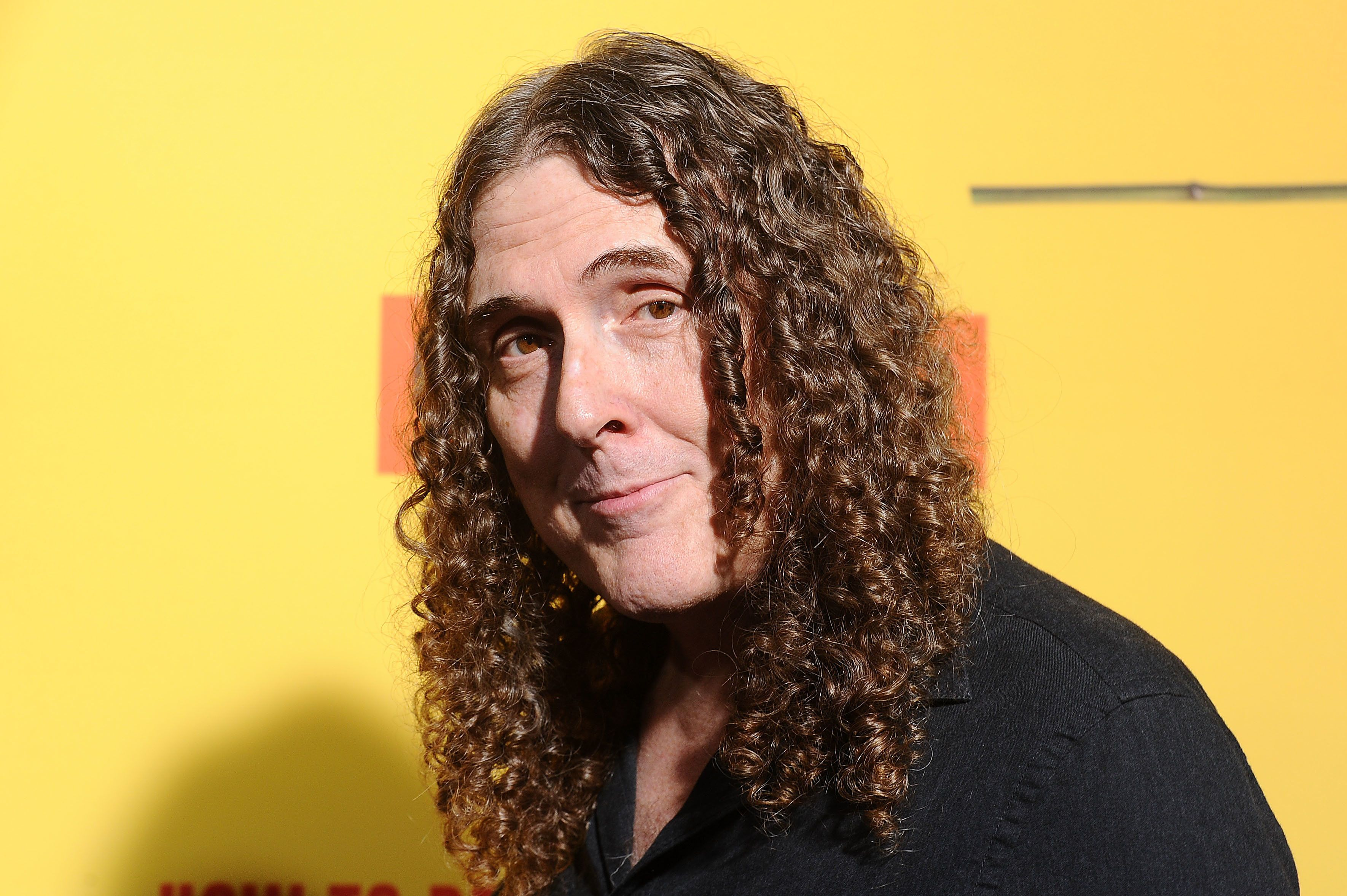 HOLLYWOOD, CA - APRIL 26:  Weird Al Yankovic attends the premiere of 'How to Be a Latin Lover' at ArcLight Cinemas Cinerama Dome on April 26, 2017 in Hollywood, California.  (Photo by Jason LaVeris/FilmMagic)
