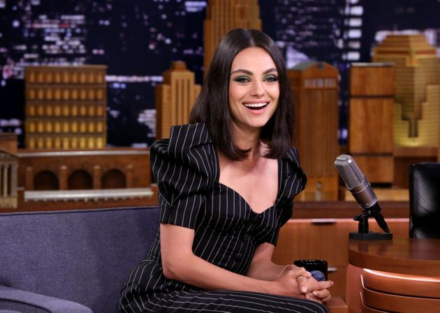 Actress Mila Kunis shares her honest thoughts on