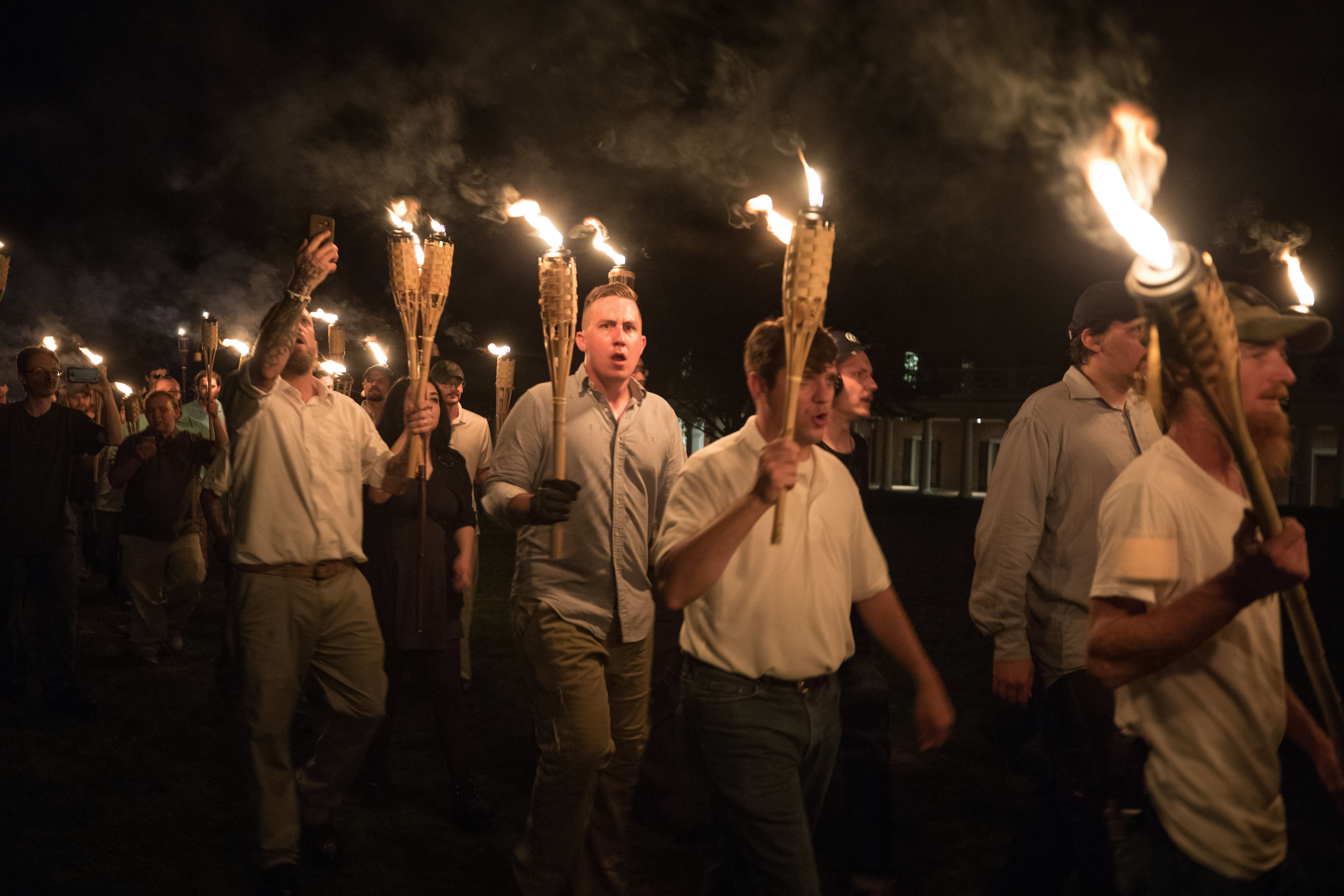 Tech Companies Promised To Stop Helping Neo-Nazis Raise Money. They