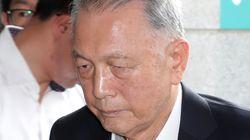 '재판 거래 의혹' 김기춘이 석방 8일 만에 검찰에
