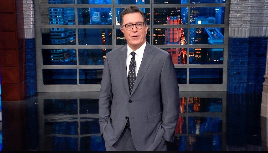 Colbert Reacts To The 'Most Shocking Allegation' In Omarosa's Trump