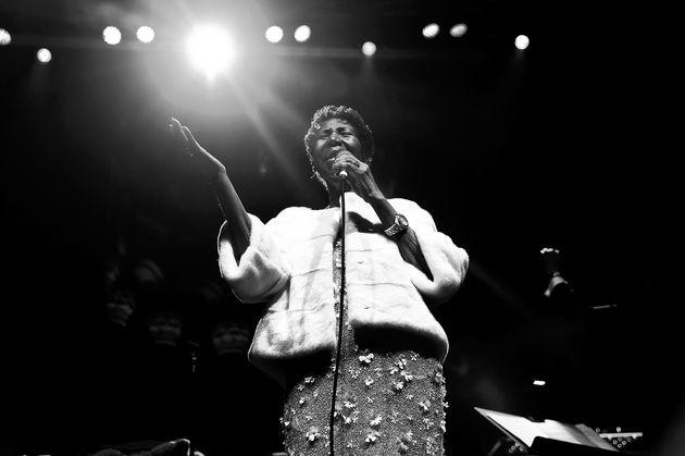 Eine der erfolgreichsten und bekanntesten Sängerinnen der Menschheit: Aretha Franklin ist im Alter...