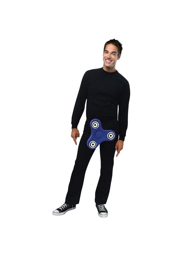 "Want everyone to stare at your crotch? Take <a href=""https://www.wondercostumes.com/naughty-fidget-spinner-costume.html"" targ"