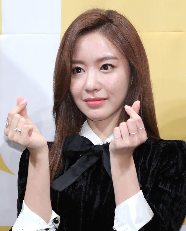 김아중 소속사가 '김아중 사망설'에 입장을