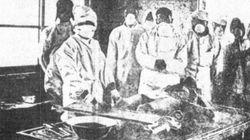 24년 전 오늘, 일본군 731부대 생체 실험 사진이 처음