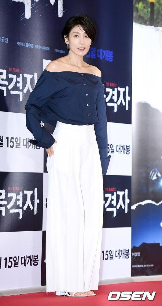 느닷없는 '이민우와 결혼설' 접한 김서형의 매우 쿨한