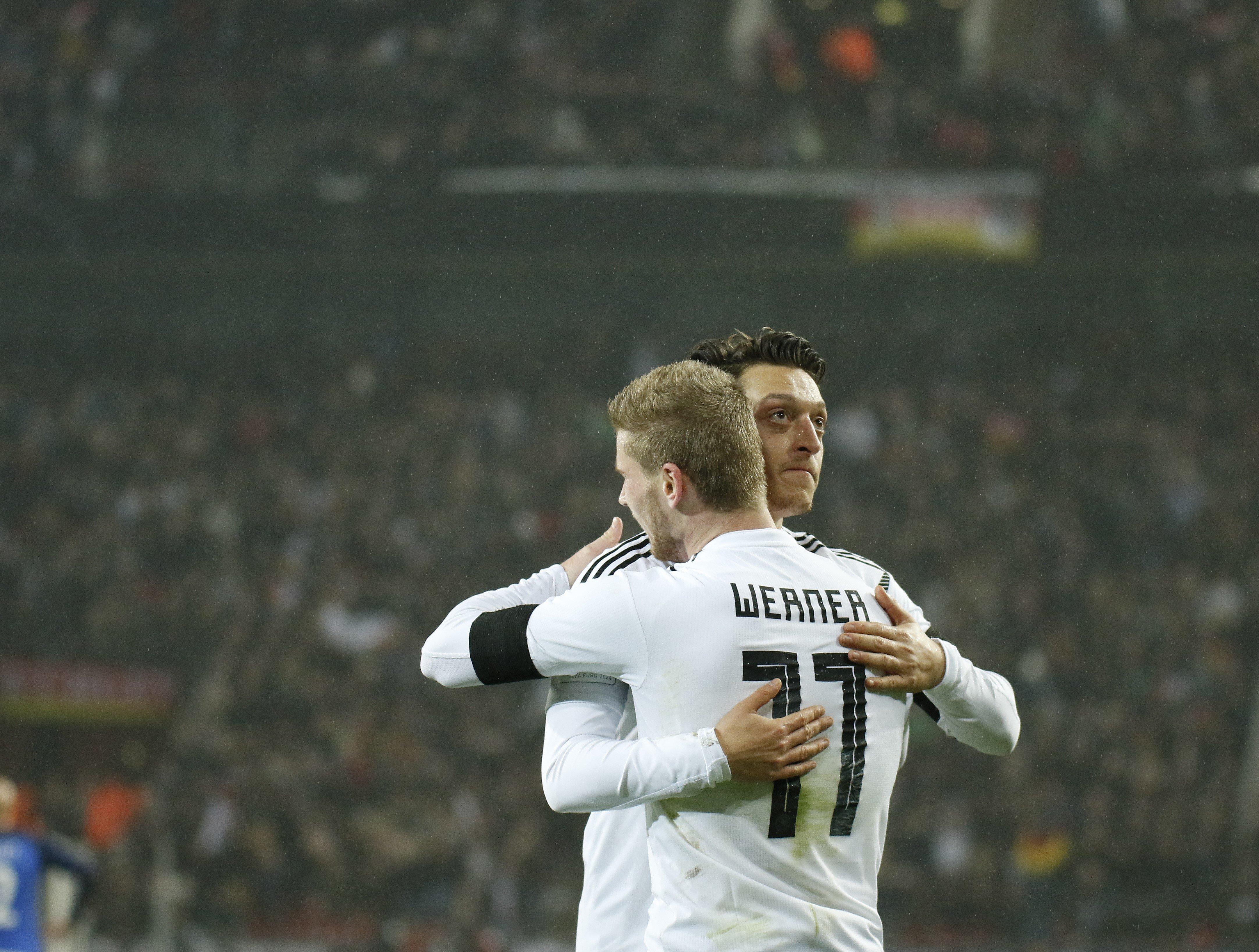 Timo Werner hofft auf Comeback von Mesut Özil: