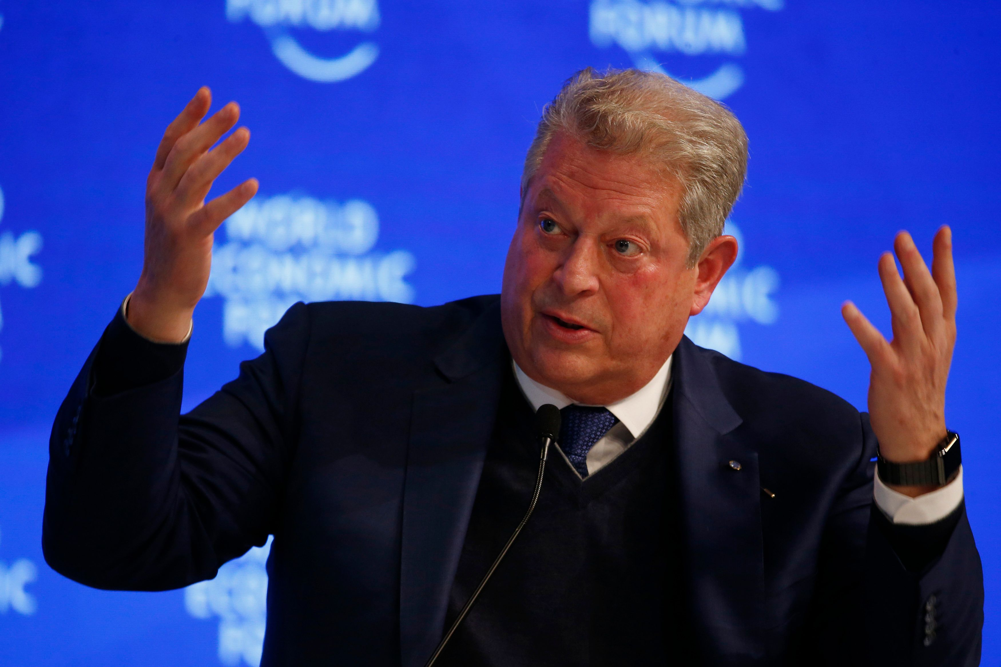 Al Gore Says Trump Hasnt Been As Damaging To Environment As He Had Feared