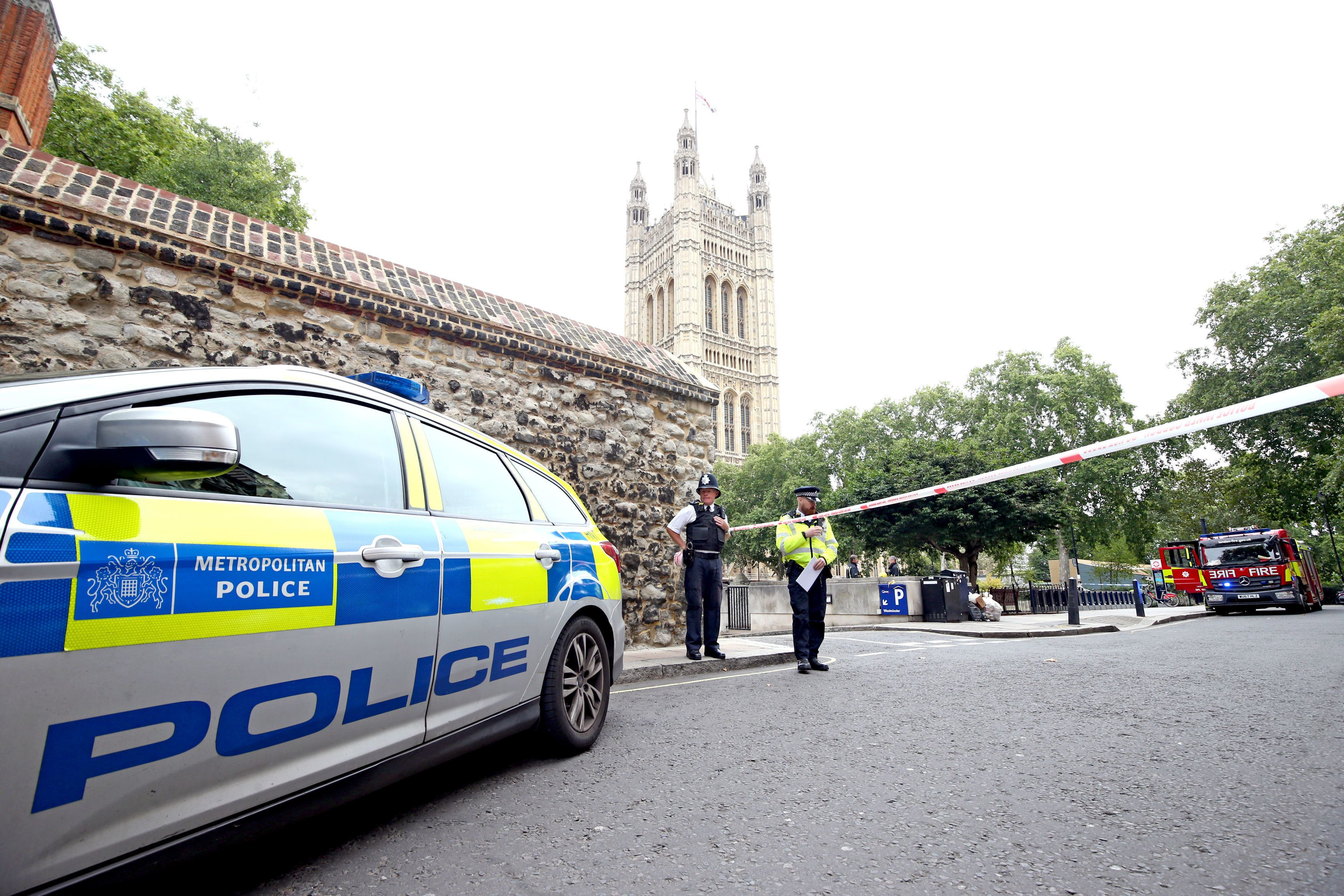 Emergency Crews Praised For 'Amazing' And 'Brave' Response To Westminster